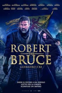 Poster Robert the Bruce - Guerriero e Re