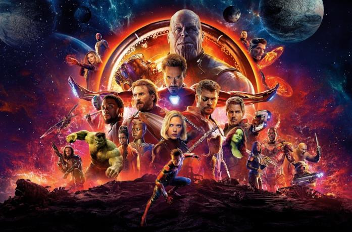 Gli eroi Marvel si preparano a sconfiggere Thanos
