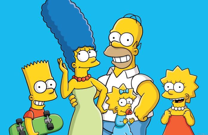 I Simpson, Homer e la sua famiglia