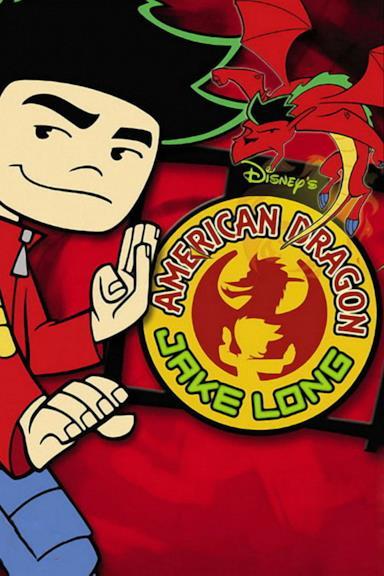 Poster American Dragon - Jake Long