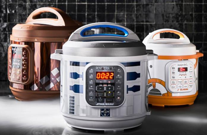 Instant Pot a tema Star Wars