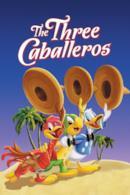 Poster I tre caballeros