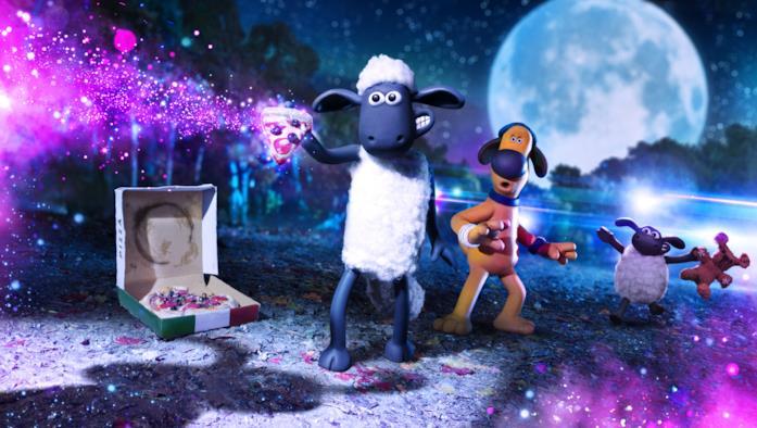 Shaun nella prima immagine di Shaun, vita da pecora - Farmageddon il film