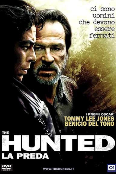 Poster The Hunted - La preda