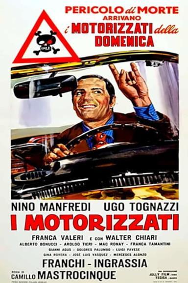 Poster I motorizzati