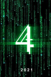 Poster The Matrix 4