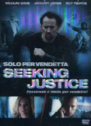 Seeking Justice - Solo Per Vendetta