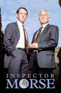 Poster Ispettore Morse