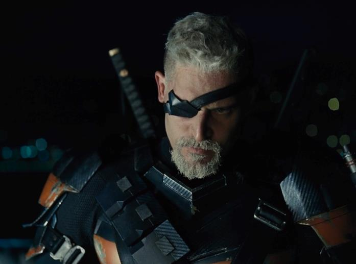 Deathstroke nella Snyder's Cut