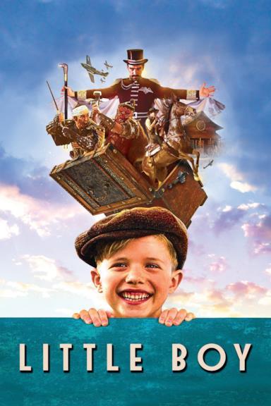 Poster Little Boy