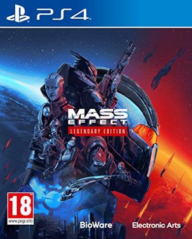 Mass Effect Legendary - Edition PS4
