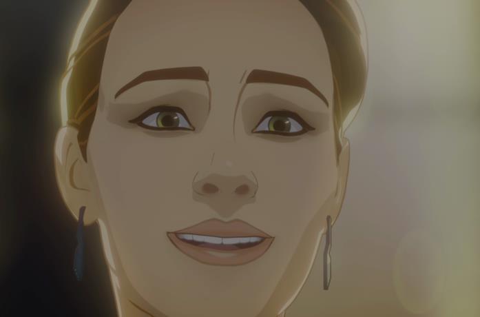 La morte di Christine è un punto assoluto nel tempo in What if...? episodio 4