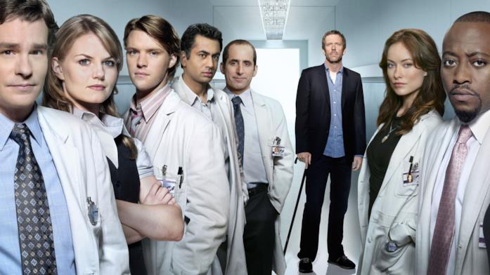 Dr. House - il cast