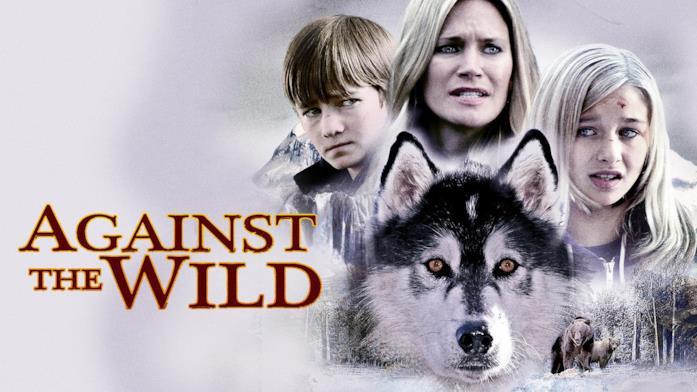 La pellicola Against the Wild