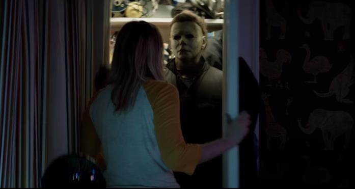 La maschera dell'assassino è più inquietante che mai