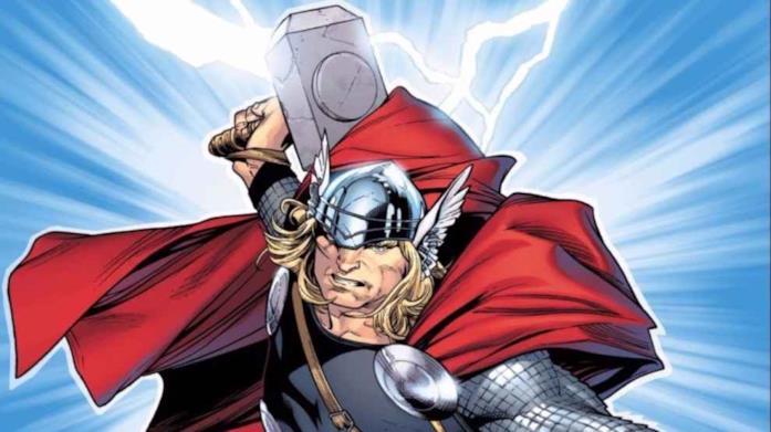 Immagine di Thor di J. Michael Straczynski