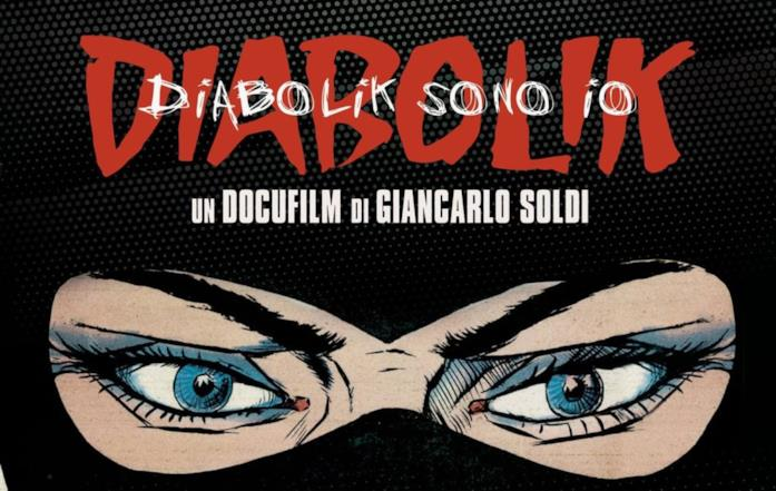 Diabolik sono io nelle sale italiane dall'11 al 13 marzo