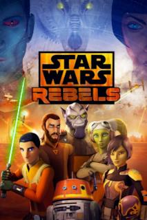 Poster Star Wars Rebels