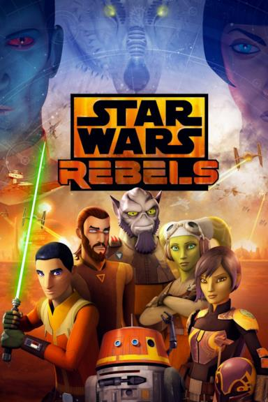 Poster Star Wars Rebels