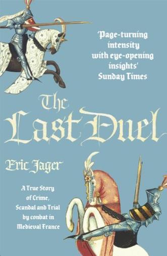 Il libro di Eric Jager