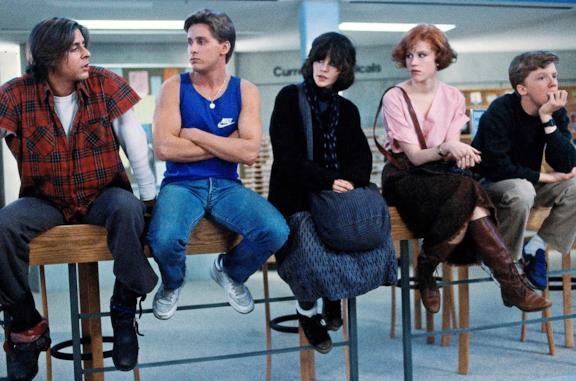 Breakfast Club: la spiegazione del film e della sua scena finale
