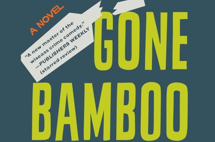Un particolare della copertina del libro Gone Bamboo