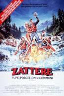 Poster Zattere, pupe, porcelloni e gommoni