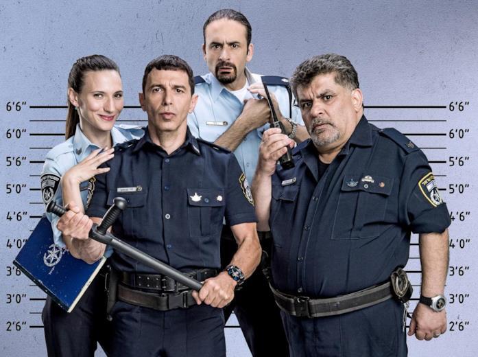 Un bravo poliziotto, la serie comedy di Netflix