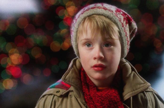Una scena di Macaulay Culkin in Mamma, ho perso l'aereo