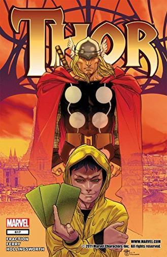 Thor (2007-2011) #617 (English Edition)