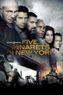 Poster Five Minarets in New York