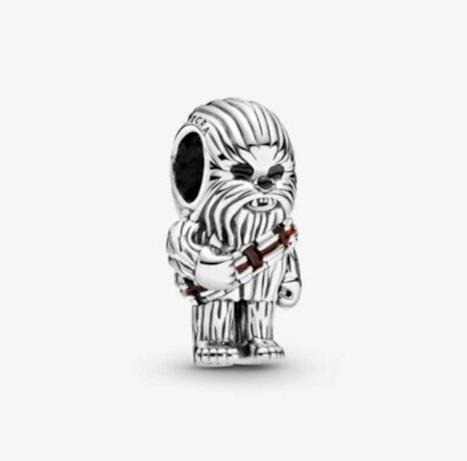 Chewbacca della collezione Star Wars x Pandora