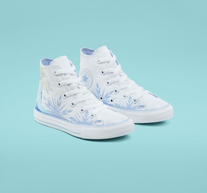Scarpa alta Converse x Frozen 2 Elsa