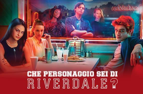 Che personaggio di Riverdale sei?
