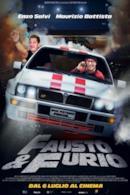 Poster Fausto e Furio