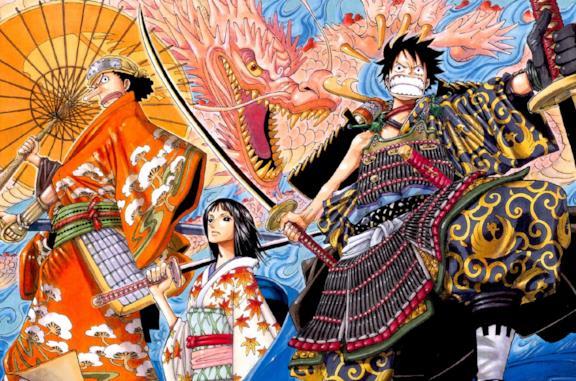 One Piece: il capitolo 974 fa luce su un importante tradimento