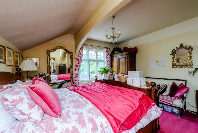 Una camera nel cottage