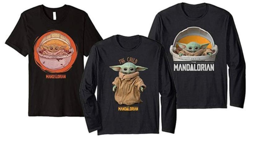 Baby Yoda conquista i fan di Star Wars e i negozi di gadget