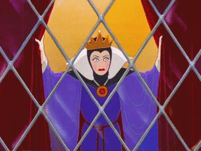 Grimilde la villain di Biancaneve e i 7 Nani