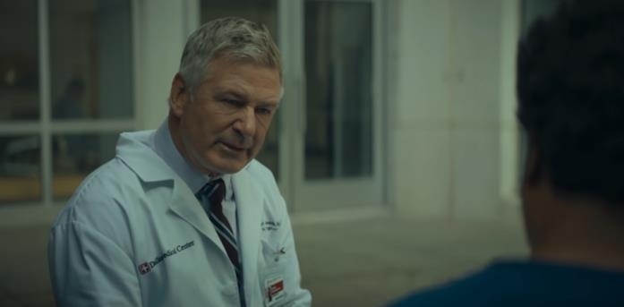 Alec Baldwin in Dr. Death