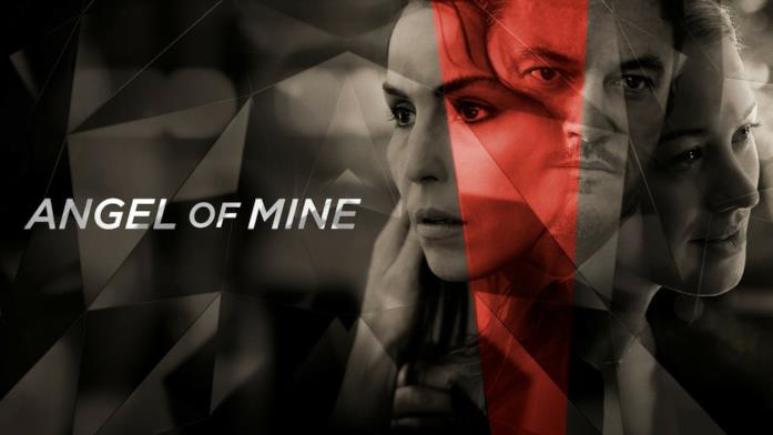 Angel of Mine: poster promozionale