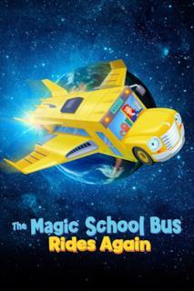 Poster Il magico scuolabus riparte