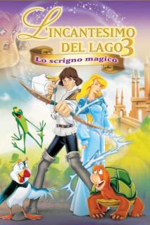 Poster L'incantesimo del lago 3 - Lo scrigno magico