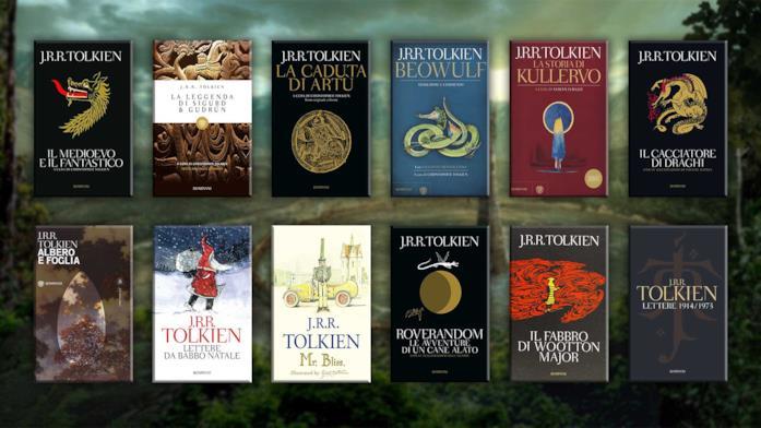 Tutti i libri, le lettere e i racconti di Tolkien oltre la Terra di Mezzo