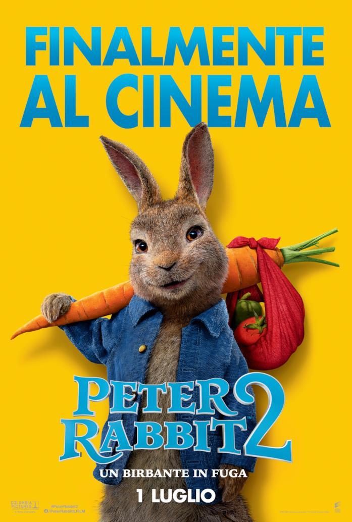 Il poster di Peter Coniglio 2