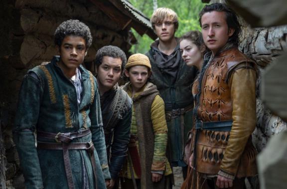 Tiuri e i suoi compagni in Lettera al re