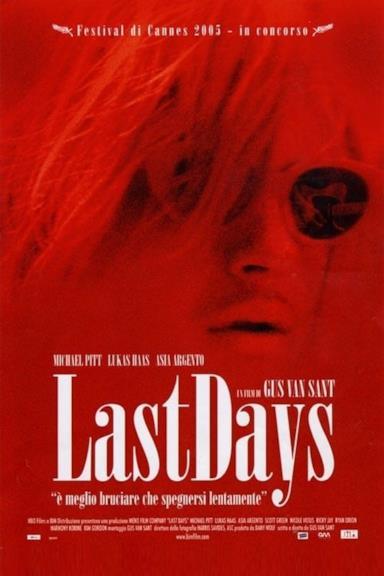 Poster Last Days