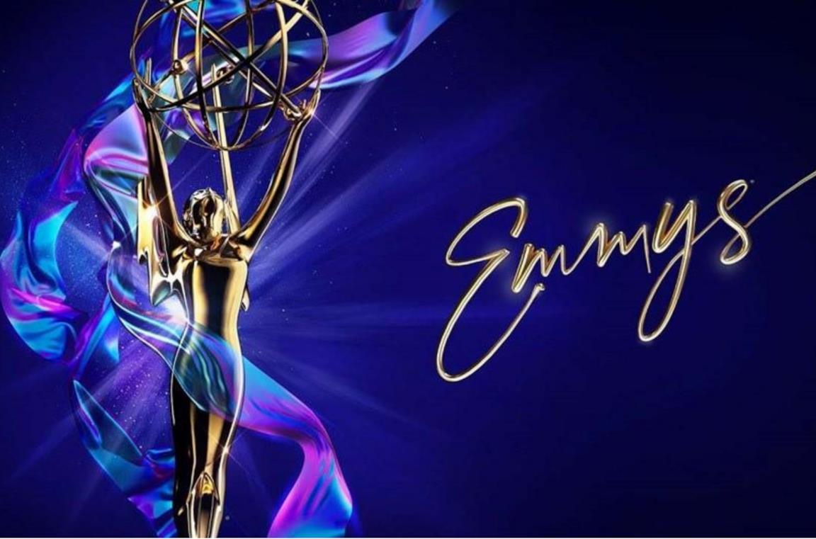 Il logo degli Emmy 2020