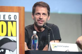 Zack Snyder al Comic Con di San Diego