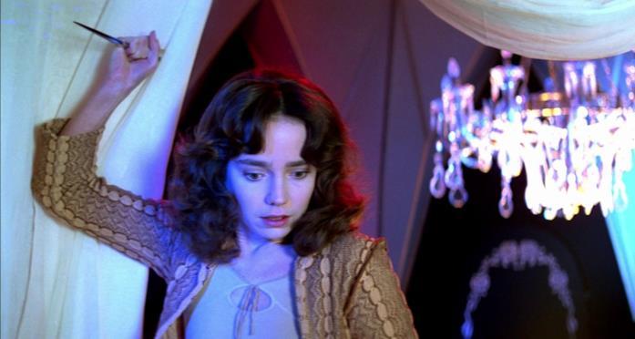 Jessica Harper interpreta la giovane ballerina Susy Benner